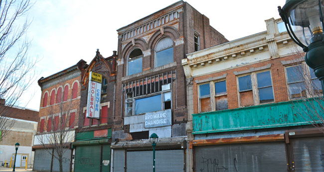 Dangerous Cities in Pennsylvania: Chester, PA