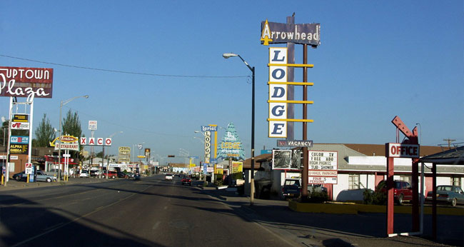 Dangerous Cities in New Mexico: Gallup, NM