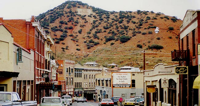 Arizona Dangerous Cities: Bisbee, AZ