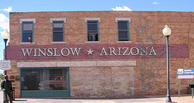 Arizona Dangerous Cities: Winslow, AZ